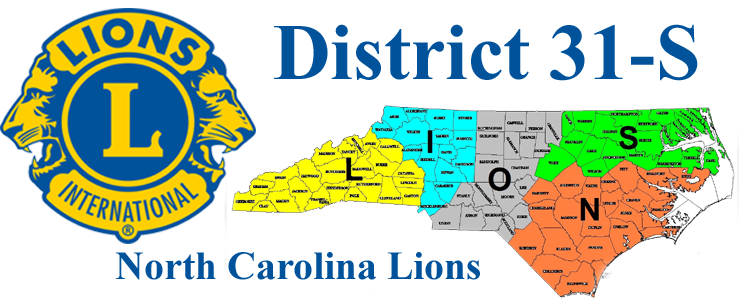 North Carolina Lions District 31S